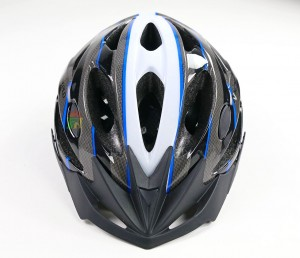 KASK ROWEROWY CERES BLUE WHITE